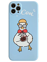 cheap -Case For iPhone 7 7P iPhone 8 8P iPhone X iPhone XS XR XS max iPhone 11 11 Pro 11 Pro Max iPhoneSE (2020) Pattern Back Cover Word  Phrase Cartoon TPU