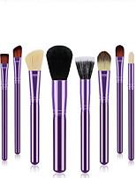 cheap -Professional Makeup Brushes 12pcs Professional Soft Full Coverage Comfy Artificial Fibre Brush Wooden / Bamboo for Blush Brush Foundation Brush Makeup Brush Eyeshadow Brush