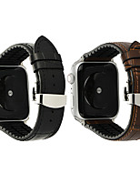 cheap -Watch Band for Apple Watch Series 5/4/3/2/1 AppleGenuine Leather Wrist Strap
