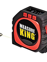 cheap -Measure King 3-in-1 Digital Tape Measure String Mode Sonic Mode and Roller Mode Universal Measuring Tool Furniture Accessories