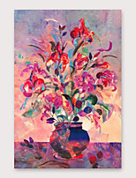 cheap -IARTS Hand Painted colourful Oil Painting with Stretched Frame For Home Decoration With Stretched Frame
