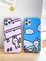 cheap -Case For iPhone 7 plus 8 plus XR XS XS MAX X SE 11 11Pro 11ProMax Pattern Back Cover TPU Animal