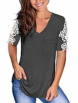 cheap -ladies tops short sleeve casual women plus size butterfly cold shoulder t-shirt large size short sleeve tops blouse