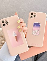 cheap -Case For Apple iPhone 7 7P iPhone 8 8P iPhone X iPhone XS XR XS max iPhone 11 11 Pro 11 Pro Max SE Pattern Back Cover Silicone