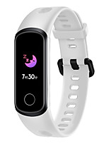 cheap -Watch Band for Huawei Honor 5i Huawei Sport Band / Classic Buckle Silicone Wrist Strap Original Watch Strap