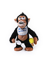 cheap -Electric Toys Stuffed Animal Plush Toy Monkey Gift Singing Interactive PP Plush Imaginative Play, Stocking, Great Birthday Gifts Party Favor Supplies Boys and Girls Kid's Adults