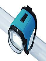 cheap -nite walker 120 bike headlight, sky blue, ski blue
