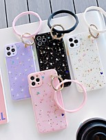 cheap -Case For Apple iPhone 7 7P iPhone 8 8P iPhone X iPhone XS XR XS max iPhone 11 11 Pro 11 Pro Max iPhoneSE (2020) Pattern Back Cover Heart TPU