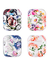 cheap -Case For AirPods 1  2  Shockproof  Pattern  Cool Headphone Case Hard