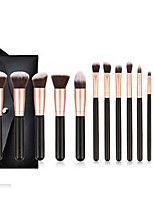 cheap -Professional Makeup Brushes 14pcs Professional Soft Full Coverage Comfy Wooden / Bamboo for Eyeliner Brush Makeup Brush Eyeshadow Brush