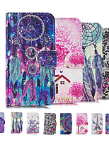 cheap -Case For LG LG Stylo 4 Q stylo 4 Q Stylus Card Holder  Flip Back Cover Geometric Pattern TPU