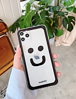 cheap -Case For Apple iPhone 7 8 7plus 8plus X XR XS XSMax SE(2020) iPhone 11 11Pro 11ProMax Shockproof Ultra-thin Pattern Back Cover Word Phrase Transparent TPU
