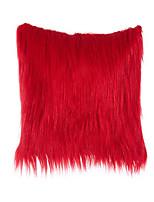 cheap -1 Pc Home Decorative Luxury Series Super Soft Plush Faux Fur Throw Pillow Cover Cushion Case for Sofa/Bed 18x18 Inch 45x45 cm