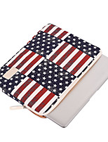 cheap -11.6 Inch Laptop / 12 Inch Laptop / 13.3 Inch Laptop Sleeve / Tablet Cases Polyester Fashion / National Flag for Men for Women for Business Office Waterpoof Shock Proof