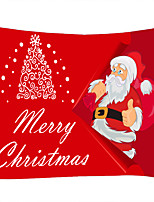 cheap -Christmas Weihnachten Santa Claus Wall Tapestry Art Decor Blanket Curtain Picnic Tablecloth Hanging Home Bedroom Living Room Dorm Decoration Christmas Tree Cartoon Polyester