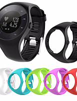 cheap -Quality Silicone Rubber Watch Band Wrist Strap for POLAR M200 Useful Premium Silicone Soft Band Watch Wrist Strap For POLAR M200