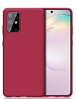 cheap -Case For Samsung Galaxy A10 A20 A30 A40 A50 A70 A80 A90 A51 A71 A81 A91 M80S M60S S20 S20Plus S20Ultra S10lite Note10lite Ultra-thin with Stand Ultra-thin Transparent Back Cover Butterfly Animal Flow