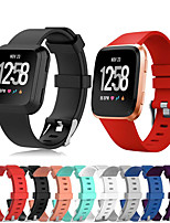cheap -Sport Silicone Watch Band for Fitbit Versa 2 / Versa Lite / Versa Replaceable Bracelet Wrist Strap Wristband