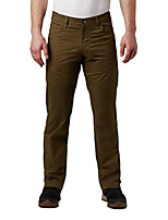cheap -men's rapid rivers pant, sun protection, new olive, 38x30