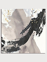 cheap -Oil Painting Paint Handmade Abstract Canvas Art White-back Modern Art with Stretcher Ready to Hang With Stretched Frame