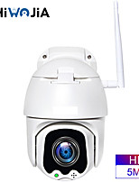 cheap -INQMEGA PTZ IP Camera Wifi 360 15cm Mini 1080P Wireless 4X ZOOM Dual Lens Outdoor Security Surveillance Home Smart Cloud Camera