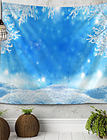 cheap -Crystal Tree Love Crystal Tapestry Wall Hanging Tapestries Wall Blanket Wall Art Wall Decor Landscape Painting Tapestry Wall Decor