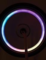 cheap -spk bicycle spoke light (blue)