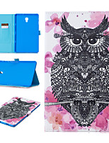 cheap -Case For Samsung Galaxy Tab A T580 T585 T590 T830 Card Holder Shockproof Pattern Full Body Cases PU Leather TPU Auto Sleep Wake Up magnetic buckle owl