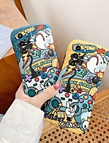 cheap -Case For Huawei P30 P30 Pro P40 P40Pro Mate 30 30Pro Shockproof Pattern Back Cover Cartoon TPU