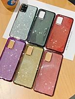 cheap -Case For Samsung Galaxy Note 9 Note 8 J8 (2018) Note 10 J6 (2018) J6 Plus J4 (2018) J4 Plus Glitter Shine Back Cover Glitter Shine TPU