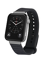 cheap -Watch Band for Xiaomi mi Watch Xiaomi Sport Band Silicone Wrist Strap