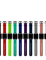cheap -Watch Band for Amazfit Bip Amazfit Sport Band Silicone Wrist Strap