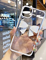 cheap -Case For Apple iPhone 7 7Plus iPhone 8 8Plus iPhone X iPhone XS XR XS max iPhone 11 11 Pro 11 Pro Max SE Pattern Back Cover Transparent TPU