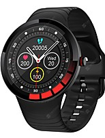 cheap -E300 Sports Smart Watch Men IP68 Waterproof Full Touch Screen Silicone Strap SmartWatch for Android IOS Phone Fitness Tracker