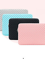 cheap -11.6 Inch Laptop / 13.3 Inch Laptop / 15.6 Inch Laptop Sleeve / Tablet Cases Polyester Plaid / Check / Solid Colored for Men for Women for Business Office Waterpoof Shock Proof