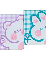 cheap -Case For Apple iPad Pro 11  Ipad Pro 11 inches 2020 with Stand Flip Full Body Cases PU Leather TPU Protective Stand Cover Pattern bear cute rabbit lovely