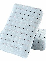 cheap -hand towels set of 2 100% cotton diamond plaid pattern highly absorbent soft towel for bathroom 13.8 x 29.5 inch & #40;blue& #41;