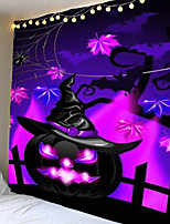 cheap -Halloween Wall Tapestry Halloween Party Wall Decor Tapestry Family Bar Decor Halloween Decor