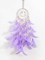 cheap -Dreamcatcher - Feather Birthday 1 pcs Wall Decorations