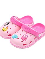 cheap -Boys' / Girls' Flats Comfort EVA(ethylene-vinyl acetate copolymer) Little Kids(4-7ys) / Big Kids(7years +) Walking Shoes Buckle Dark Blue / Gray Summer