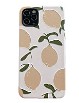 cheap -Case For iPhone 7 8 7 Plus 8 Plus X XS XR XS Max SE 11 11 Pro 11 Pro Max Pattern Back Cover Food TPU