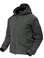 cheap -fleece jacket men winter jackets warm jacket climbing jacket tactical jacket for men gray