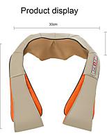 cheap -Electrical Massage Shiatsu Back Shoulder Body Neck Massager Multifunctional Shawl Infrared Heated Kneading Car/Home Massager