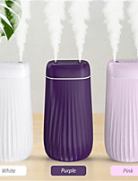 cheap -1000mL Mist Humidifier Air Diffuser Double Nozzle Cool Mist Spray With Night Light Quiet USB Humidifier Essential Oil Diffuser