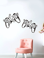 cheap -Wall Stickers Decorative Wall Stickers, PVC Home Decoration Wall Decal Wall Decoration / Removable