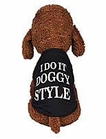 cheap -wakeu dog clothes for small dogs boy yorkies girl chihuahua summer fall - puppy cat shirt ido it vest tank tops - pet schnauzer female male clothing