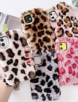 cheap -Case For APPLE  iPhone 6 7 8 6plus 7plus 8plus  XR XS XSMAX  X 11 11Pro 11ProMax SE Rhinestone Pattern Back Cover Plush TPU