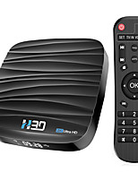 cheap -H30 Android TV Box Android 10 4GB 32GB 64GB 4K H.265 Media Player 3D Video 2.4G 5GHz Wifi Bluetooth4.0 RK3318 Smart TV Box Set top box