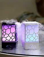 cheap -Colorful Night Light Water Cube Aromatherapy Diffuser Machine Ultrasonic Air Humidifier Difuser Aromatherapy Home Use