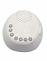cheap -sound machine flat noise therapy easy conditioner relax sleeping helper white